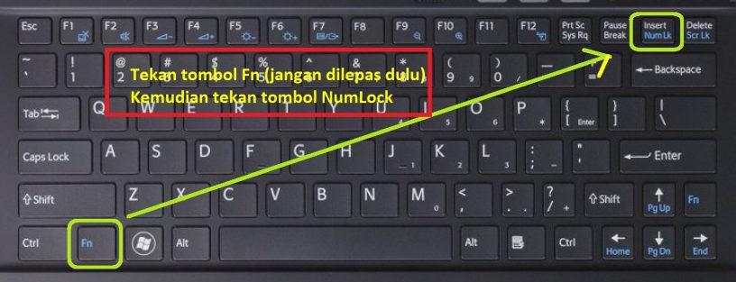 Cara Memperbaiki Keyboard Komputer Yang Tidak Berfungsi Tyfon Tech